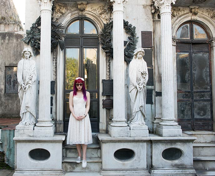 la carmina blog goth alternative fashion travel style