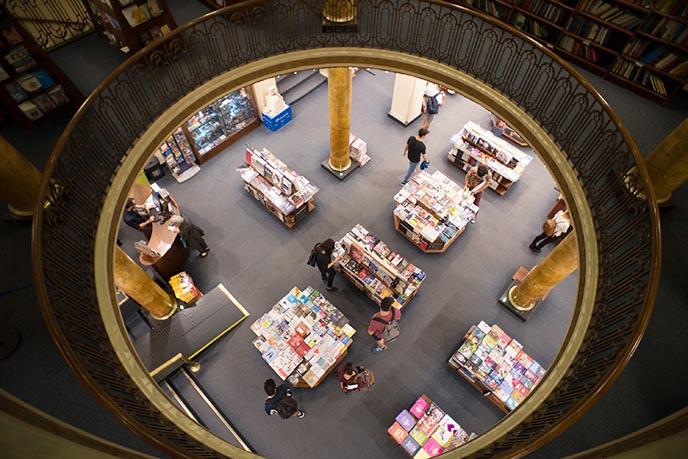 buenos aires theatre bookstore el ateneo