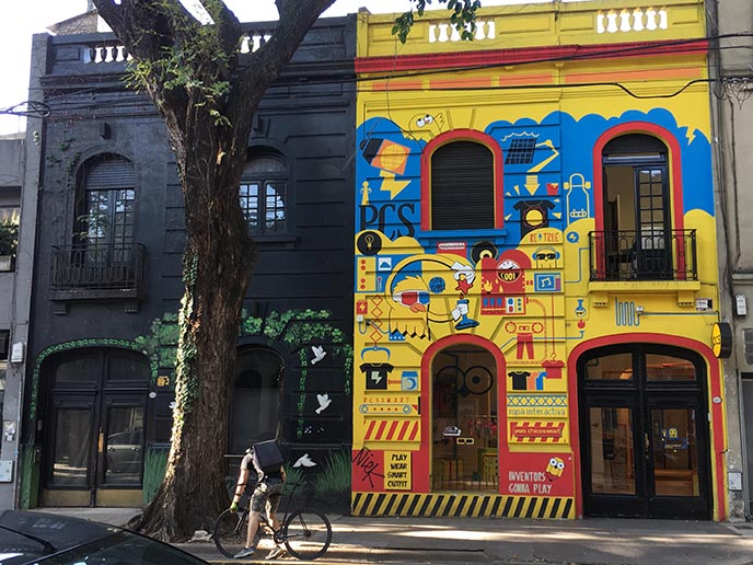 hipster cool palermo buenos aires