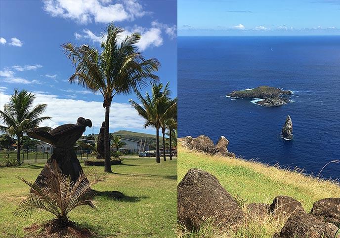 birdman legend islands easter island