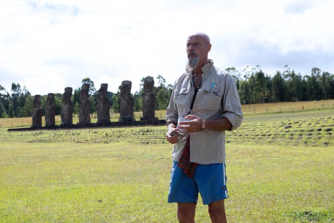 easter island travel tour company review