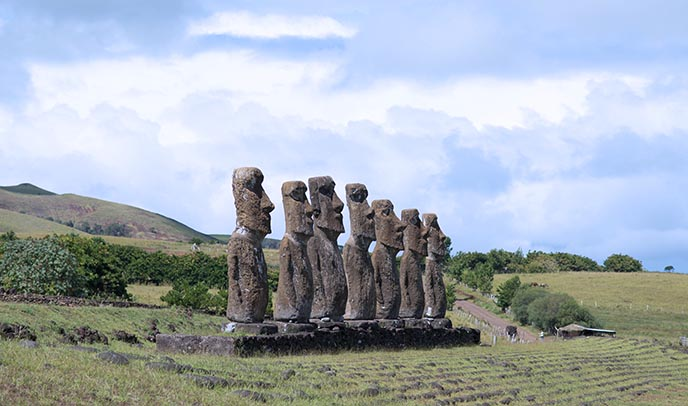 best easter island tour company