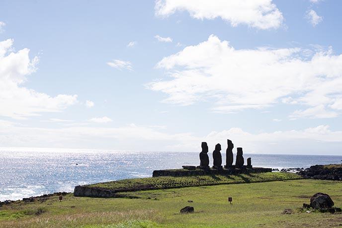 alien moai conspiracy easter island
