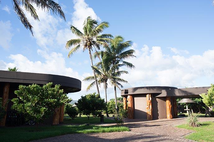 hangaroa luxury cabins hotel rooms