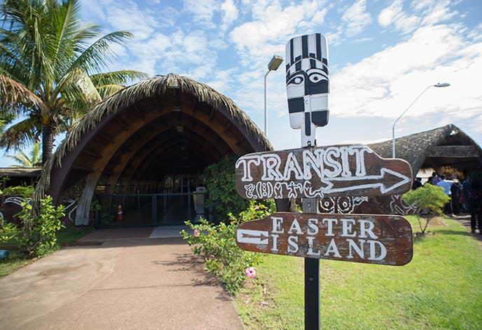 easter island mataveri airport isla de pascua
