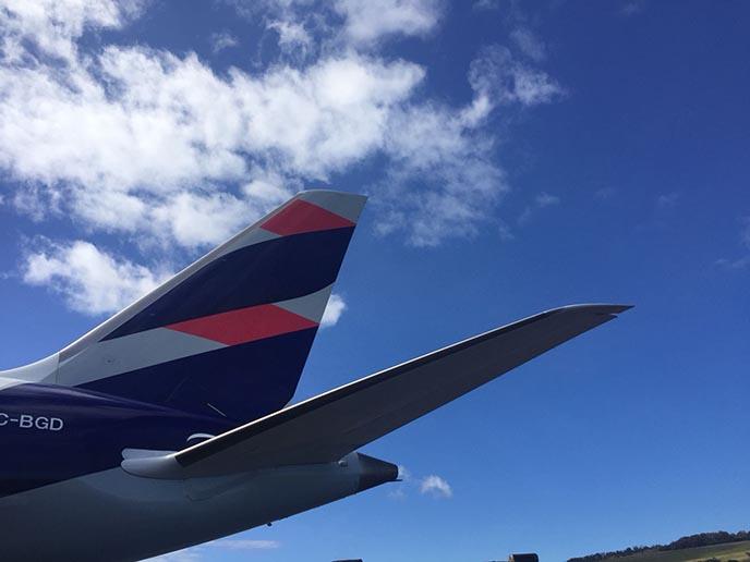 latam airlines wing design logo