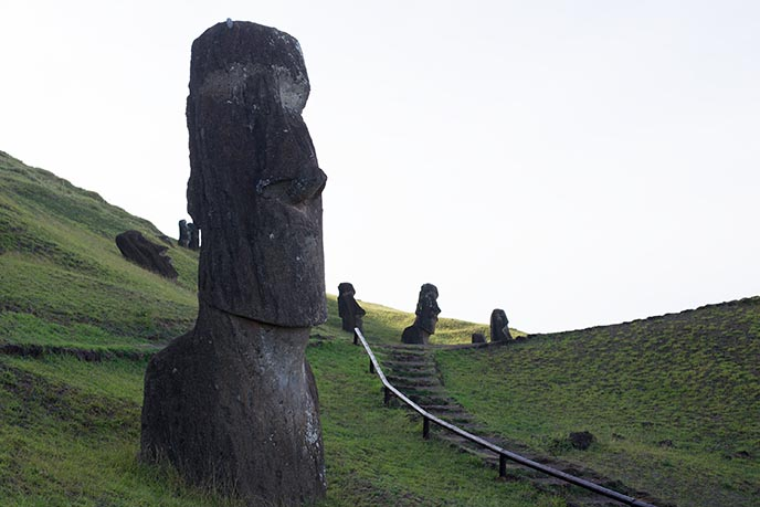 visiting rano raraku tickets entry