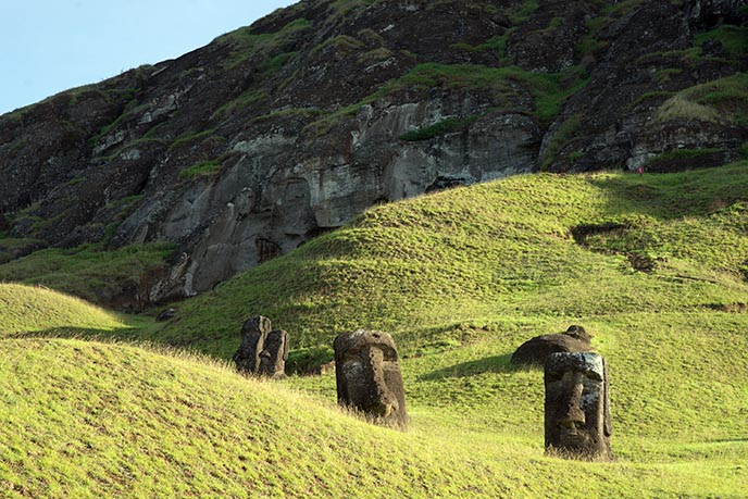 travel blogger bucket list easter island