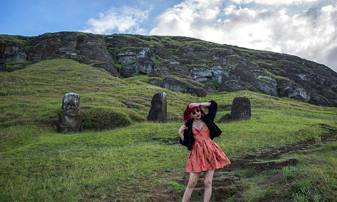 rano raraku tour guide tours