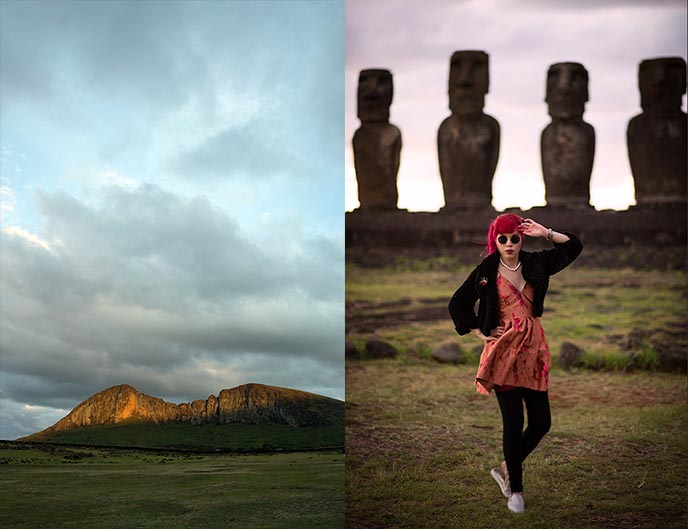 what to wear pack easter island