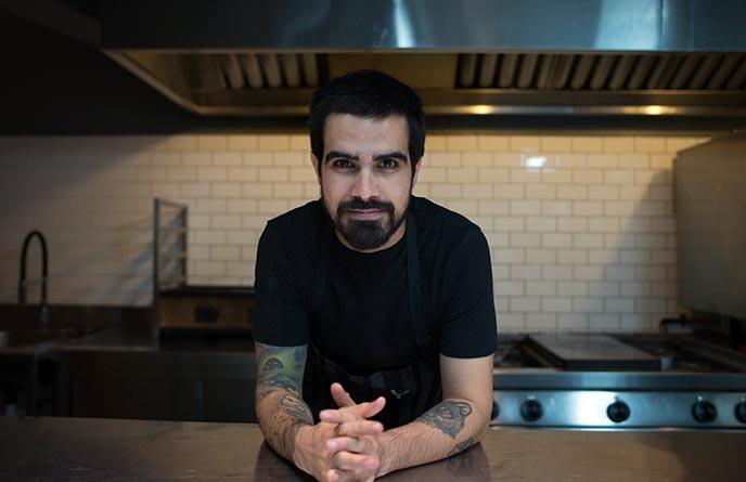 chef benjamin nast vitacura restaurant