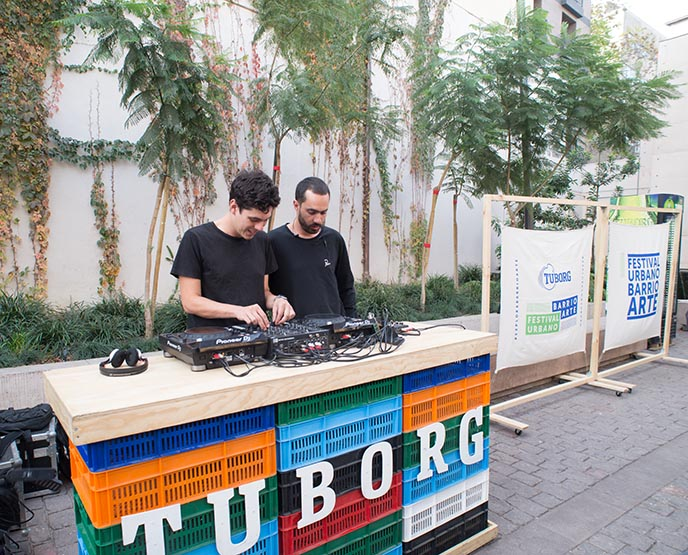 lastarria live music djs art