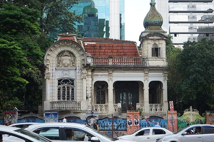 sao paulo brazil old architecture
