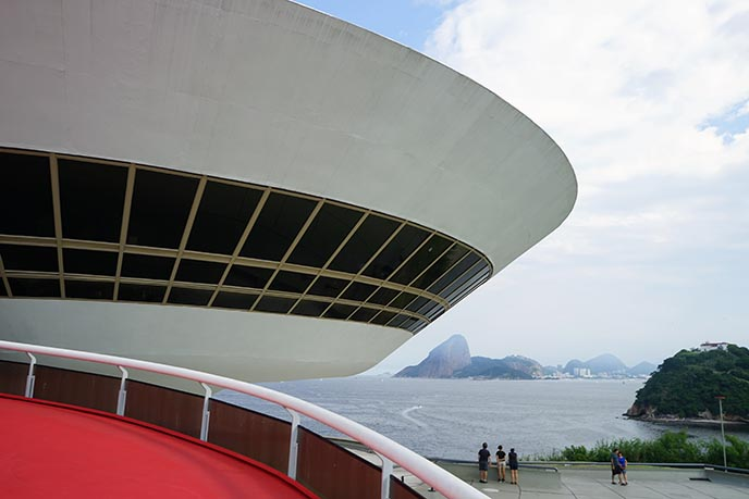 alien space ship building brazil