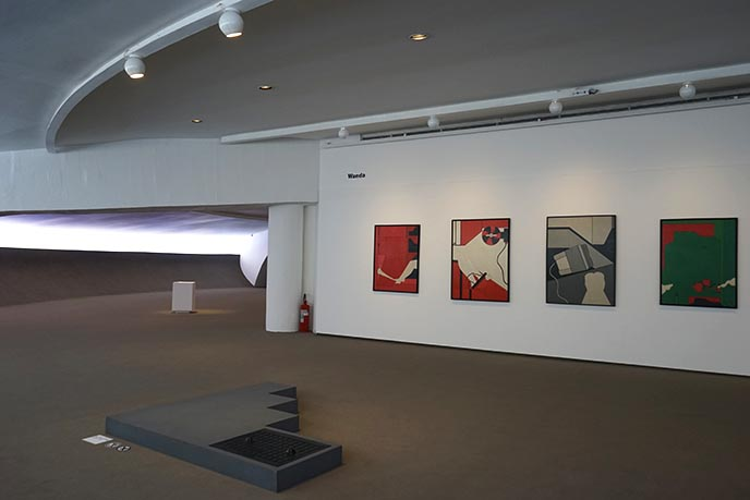 female brazilian contemporary artists exhibit