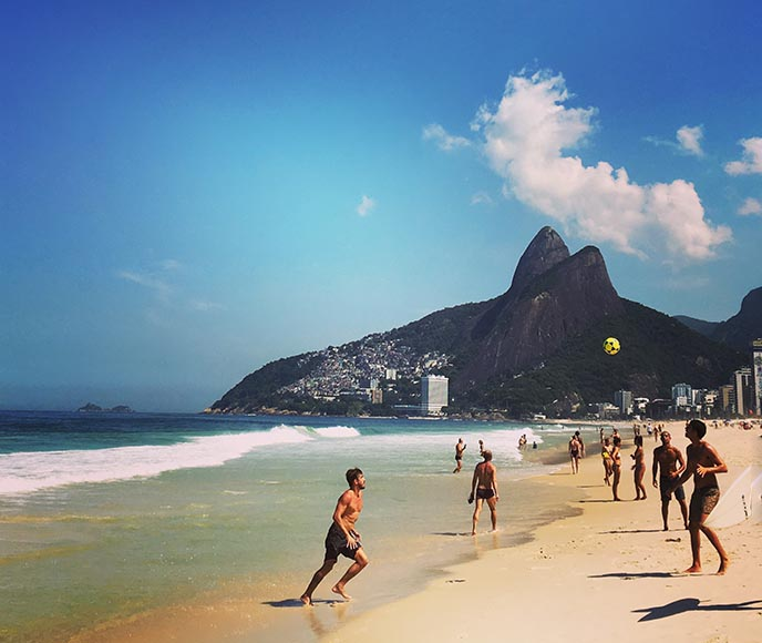 rio de janeiro ipanema beach boys