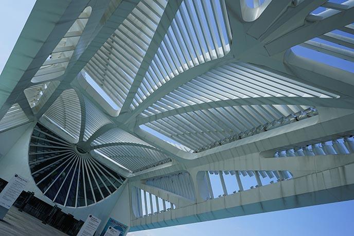 santiago calatrava brazil design architect