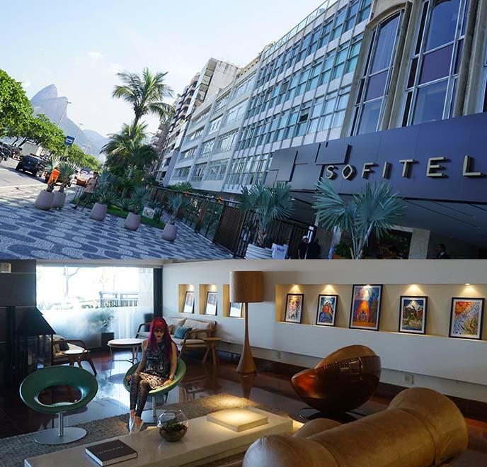 sofitel hotel ipanema rio de janeiro