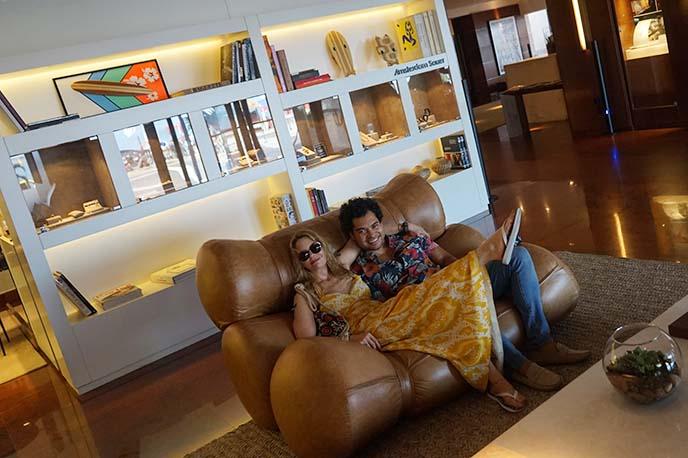 modern luxury hotel ipanema beach rio