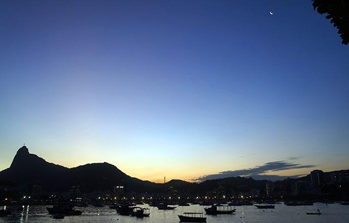 urca rio waterfront boats
