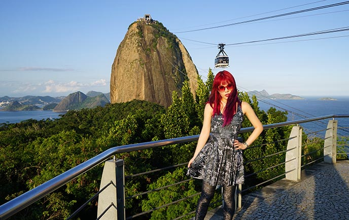 rio sugarloaf mountain, travel blogger brazil press trip fam trips