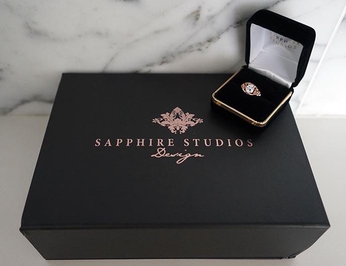 sapphire studios anime manga jewelry