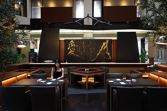 breakfast buffet park hotel tokyo restaurants