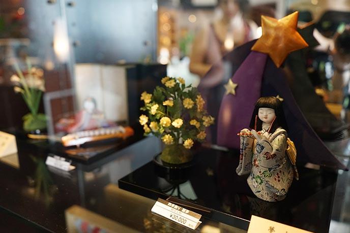 japanese traditional dolls ningyo
