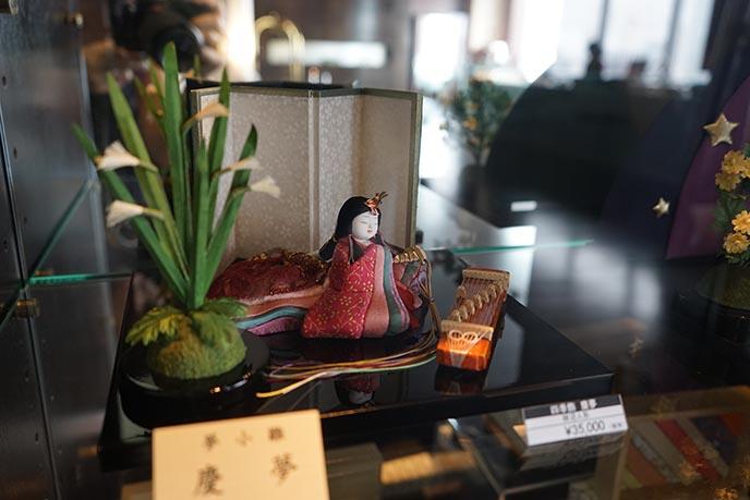 japanese doll figurine dolls