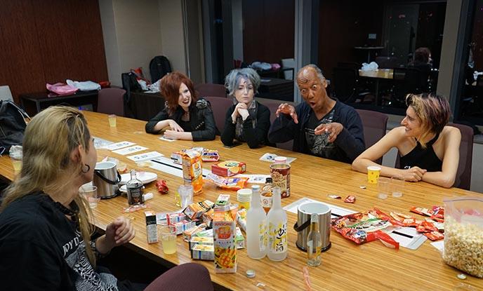 tokyo japan board room rental