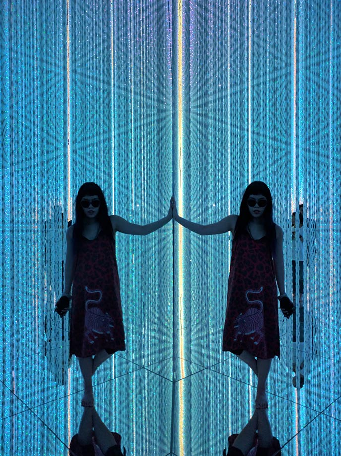 teamlab borderless odaiba digital art exhibits
