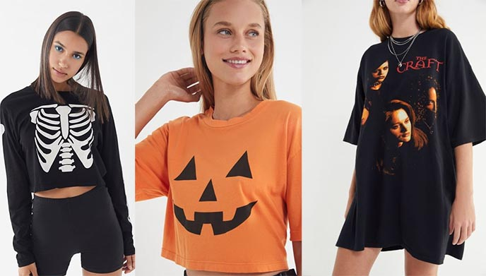 urban outfitters halloween clothing