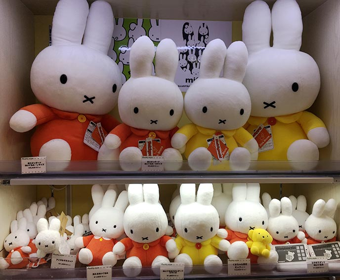 miffy style japan dick bruna rabbit