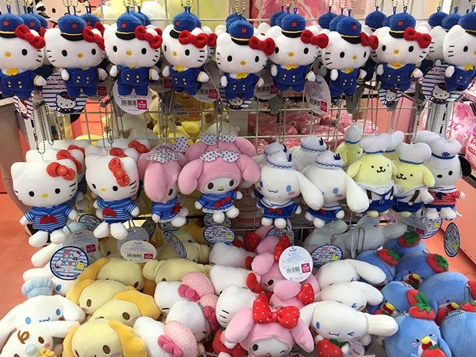 tokyo character street hello kitty store