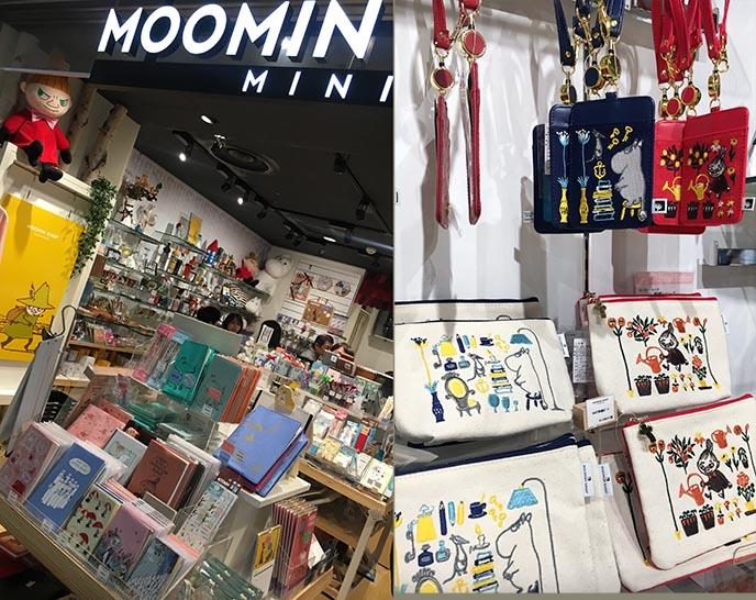moomin tokyo japan store