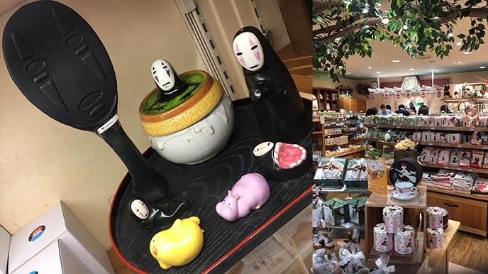 totoro shop tokyo character st