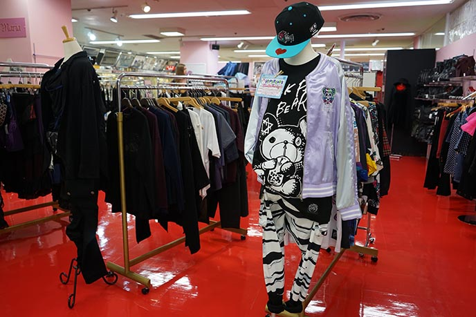 kawaii alternative goth boutique hiroshima