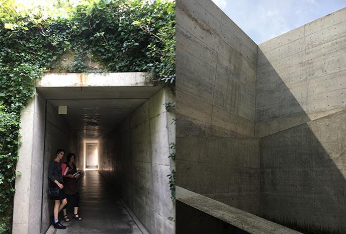 tadao ando chi chu museum architecture
