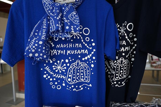 yayoi kusama gift store shop