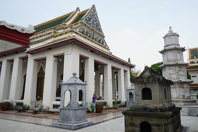 Wat Kanlayanamit bangkok