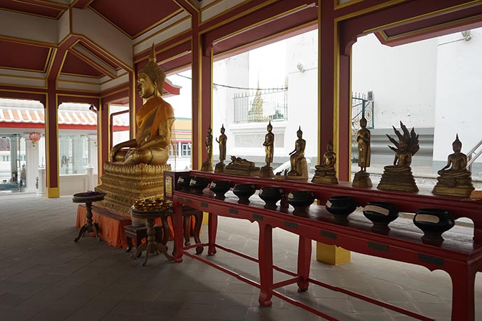 Wat Ratcha-Orasaram bangkok