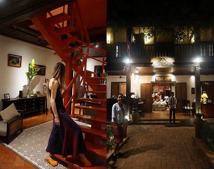 3 nagas boutique hotel laos