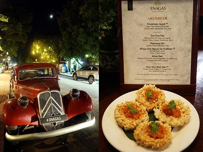 3 nagas restaurant tasting menu dinner