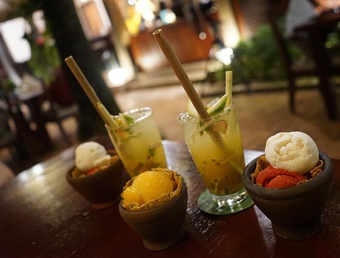 3 nagas restaurant review dessert