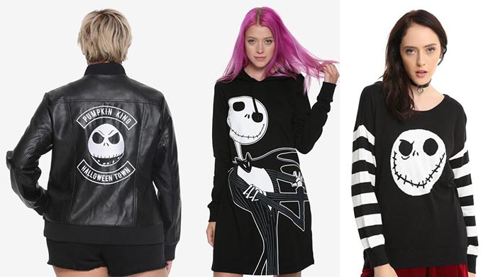 nightmare before christmas bomber jacket coat