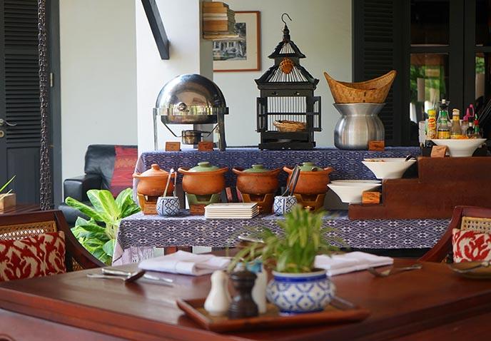 breakfast buffet sofitel laos