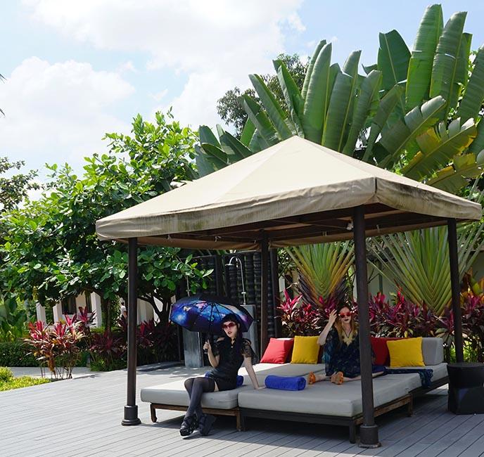 5 star Sofitel Luang Prabang