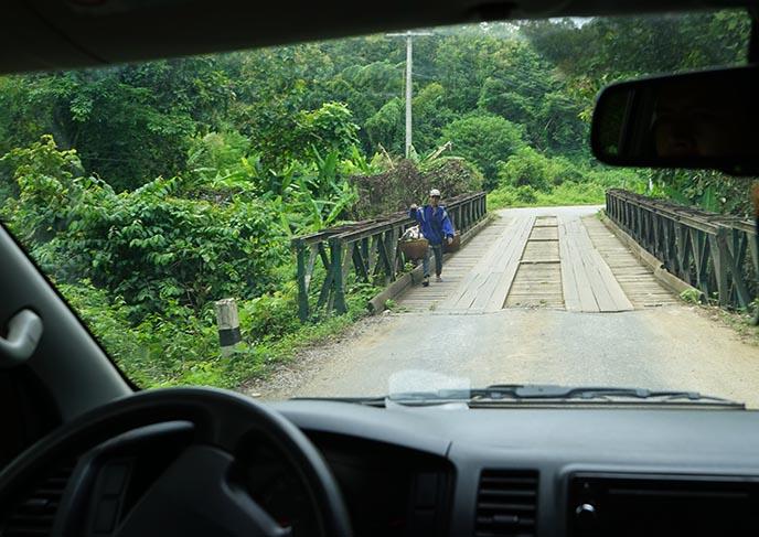 private car driver luang prabang