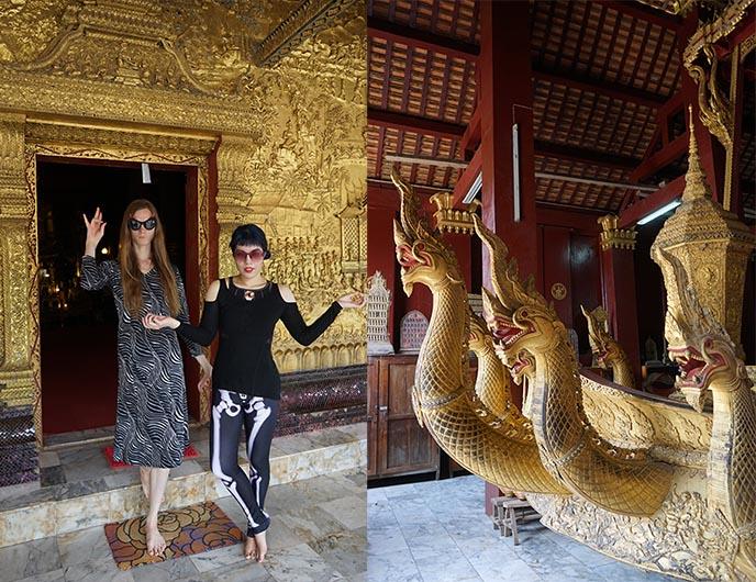 gold temple wat xienthong