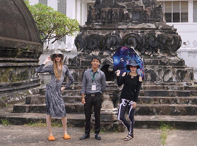 luang prabang laos tour guide jay asia